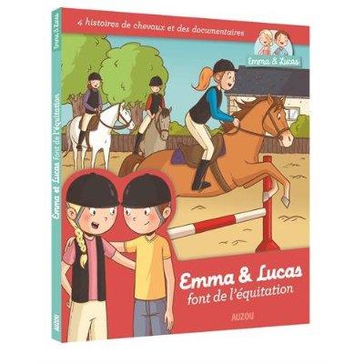 EMMA & LUCAS FONT DE L'EQUITATION