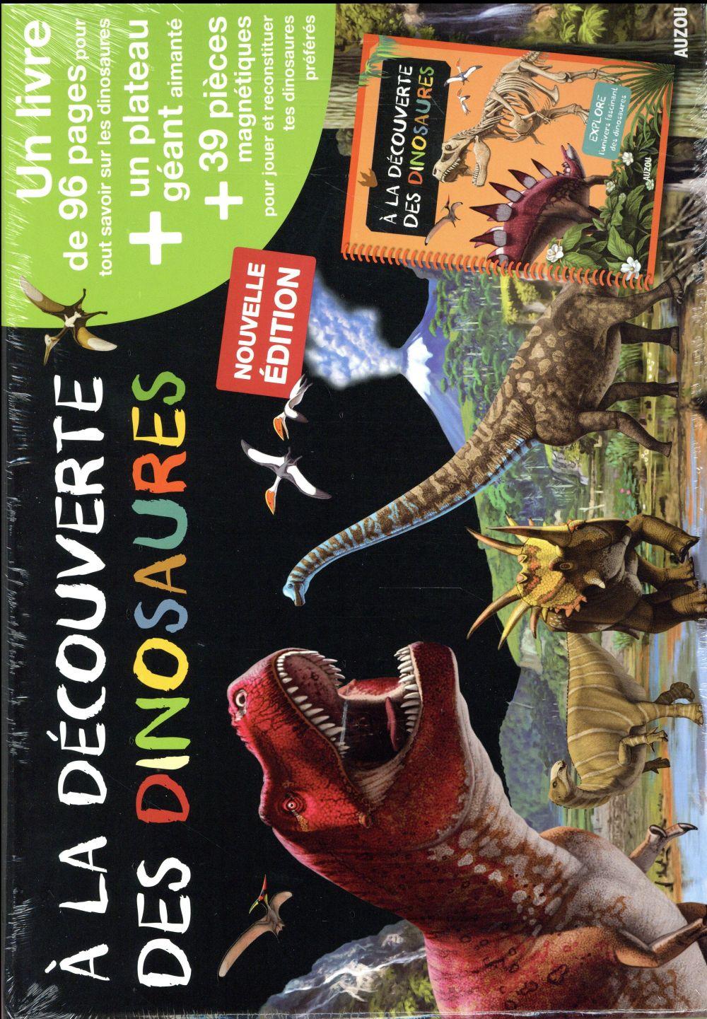 A LA DECOUVERTE DES DINOSAURES