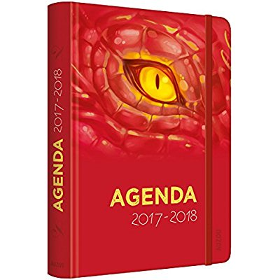 AGENDA  L'ENFANT-DRAGON - 2017-2018