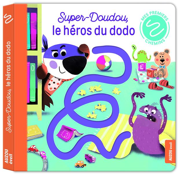 SUPER-DOUDOU, LE HEROS DU DODO (COLL. MON PREMIER CHEMIN)