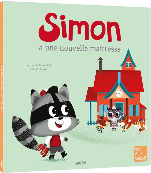 SIMON A UNE NOUVELLE MAITRESSE