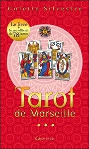 LE COFFRET ABC DU TAROT DE MARSEILLE - COFFRET LIVRE + JEU
