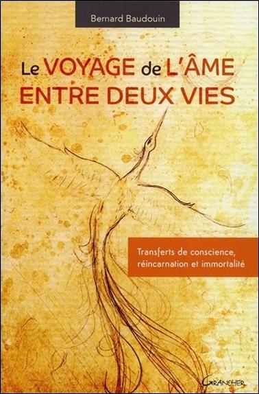LE VOYAGE DE L'AME ENTRE DEUX VIES - TRANSFERTS DE CONSCIENCE, REINCARNATION ET IMMORTALITE