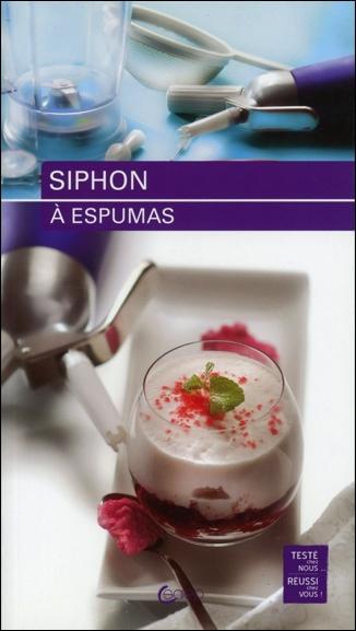 SIPHON A ESPUMAS