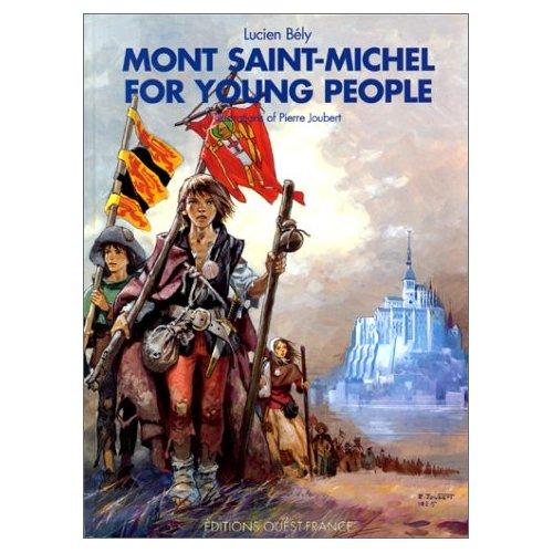 HISTOIRE DU MONT ST MICHEL(ANGL)