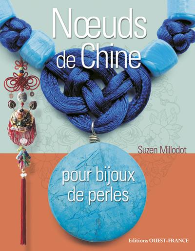 NOEUDS DE CHINE POUR BIJOUX DE PERLES