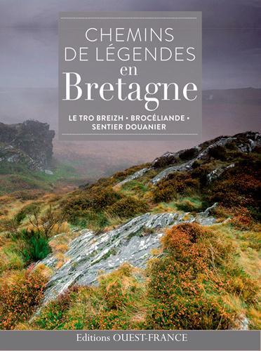 CHEMINS DE LEGENDES EN BRETAGNE (BROCHE)
