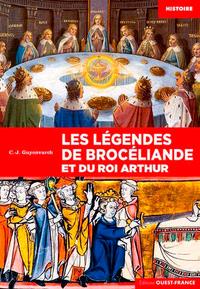 LEGENDES DE BROCELIANDE ET DU ROI ARTHUR