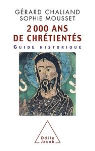 2000 ANS DE CHRETIENTES