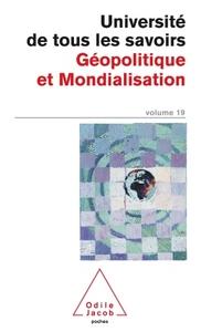 GEOPOLITIQUE ET MONDIALISATION