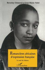 ROMANCIERES AFRICAINES D'EXPRESSION FRANCAISE