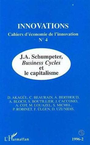 J. A SCHUMPETER, BUSINESS