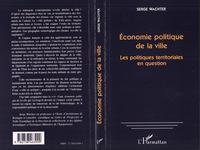 ECONOMIE POLITIQUE DE LA VILLE LES POLITIQUES TERRITOR