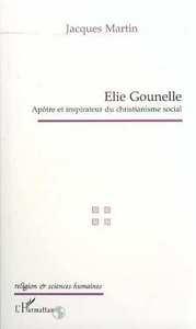 ELIE GOUNELLE