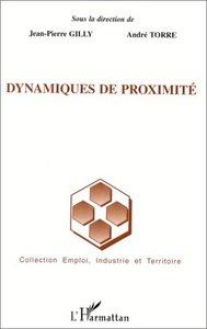DYNAMIQUES DE PROXIMITÉ