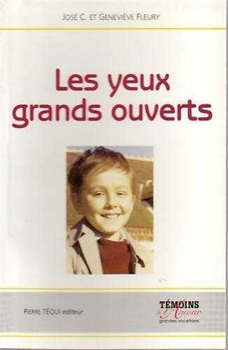 YEUX GRANDS OUVERTS