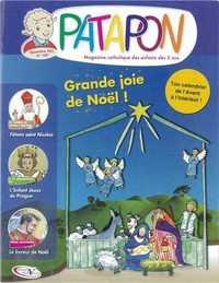 GRANDE JOIE DE NOEL - REVUE PATAPON DECEMBRE 2011 N 380