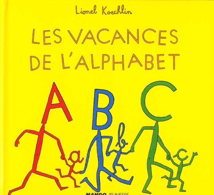VACANCES DE L'ALPHABET