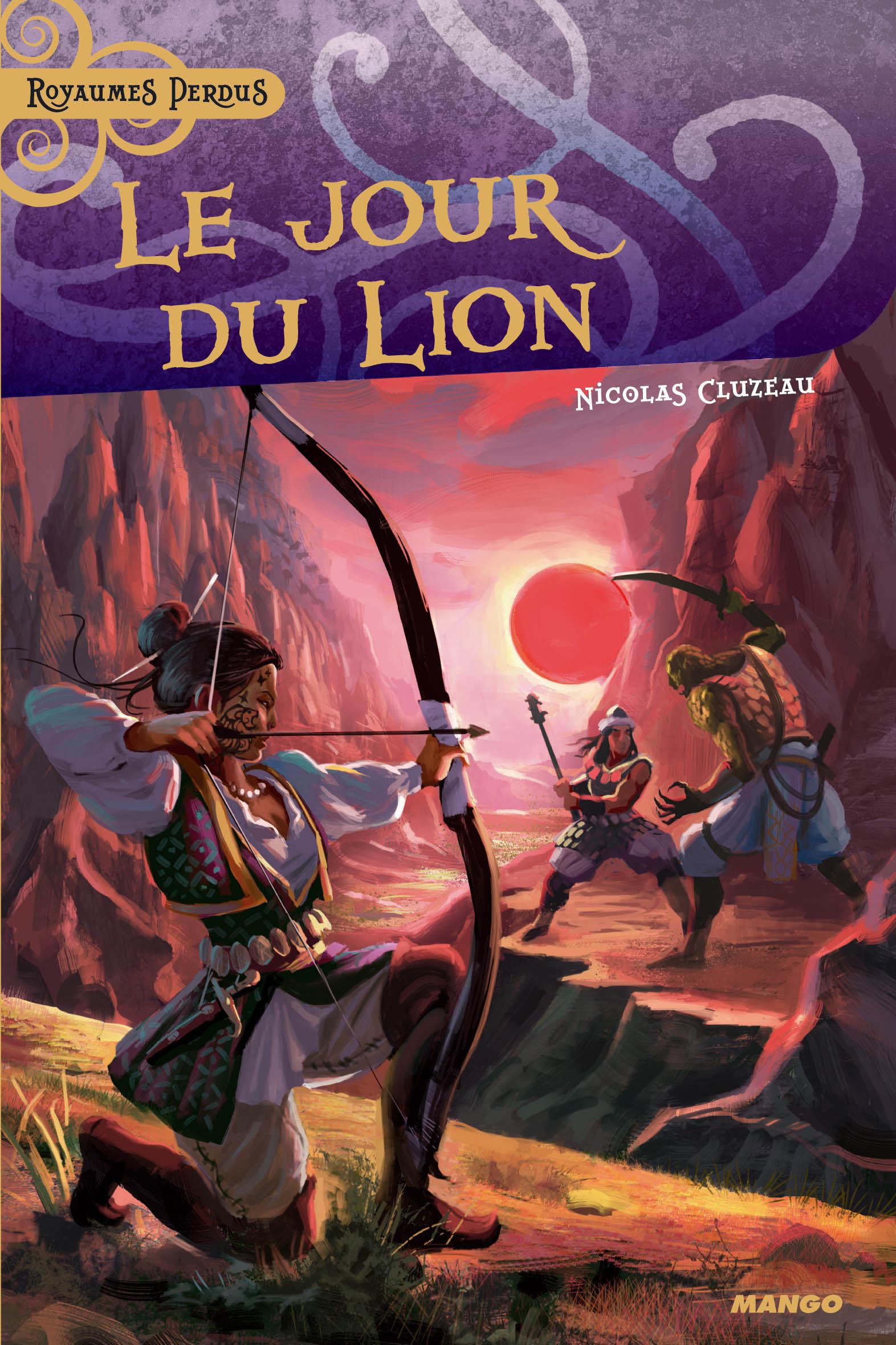 LE JOUR DU LION