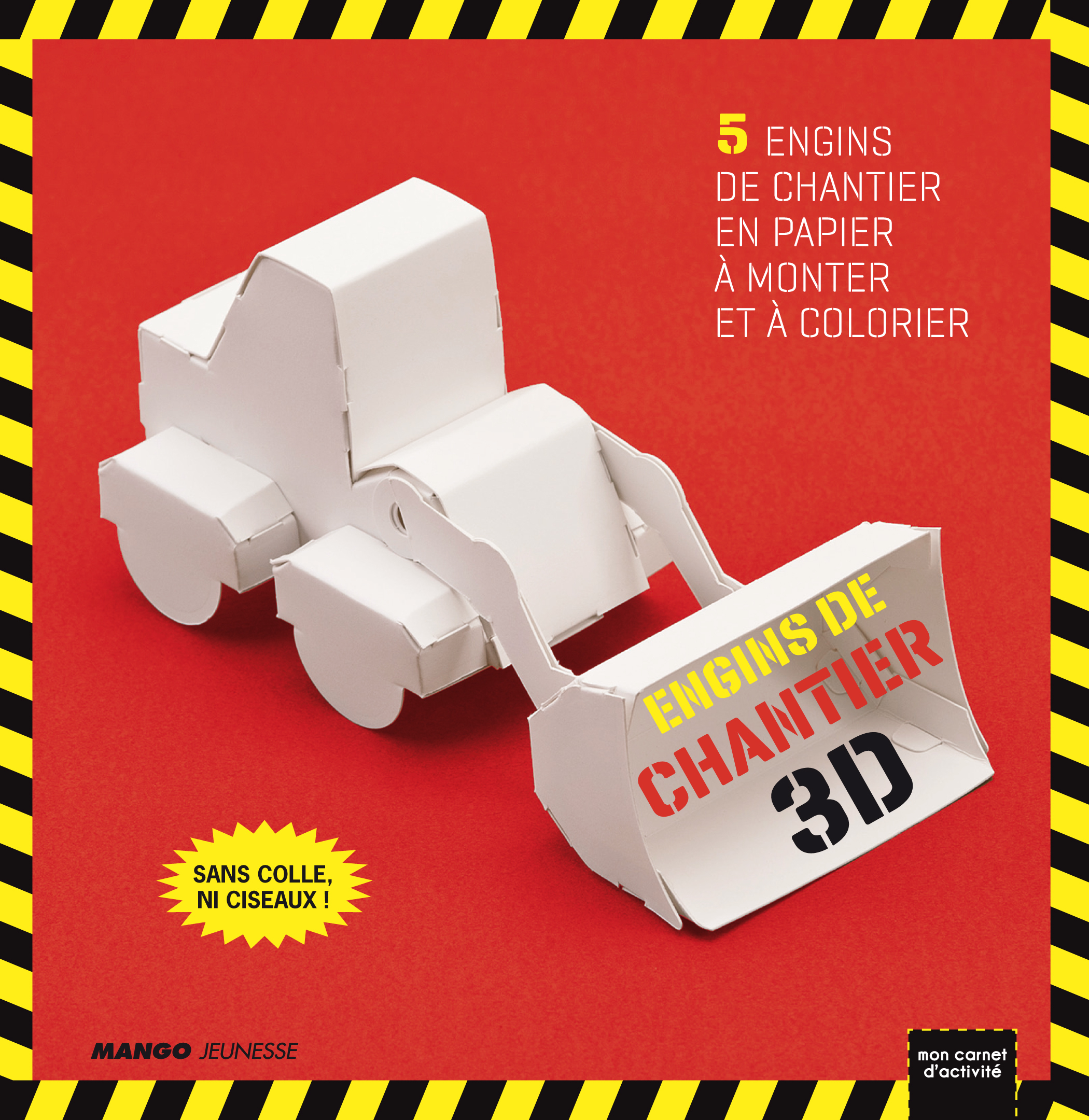 ENGINS DE CHANTIER 3 D