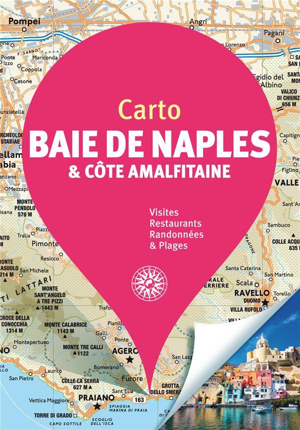 BAIE DE NAPLES ET COTE AMALFITAINE