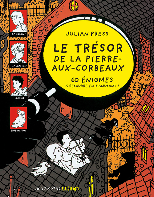 LE TRESOR DE LA PIERRE-AUX-CORBEAUX (NE)