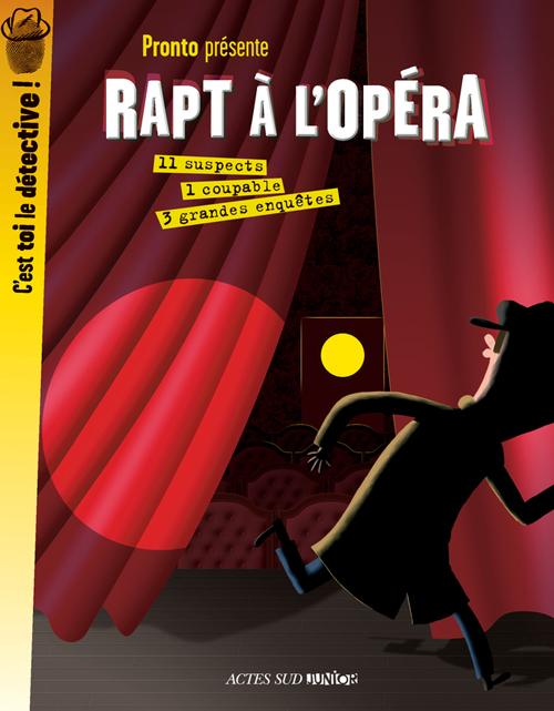 RAPT A L'OPERA (1ERE ED)