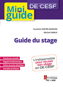GUIDE DU STAGE (DE CESF) (COLLECTION MINI GUIDE)