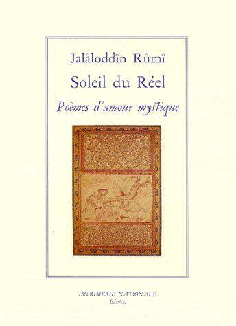 SOLEIL DU REEL POEMES D'AMOUR MYSTIQUE