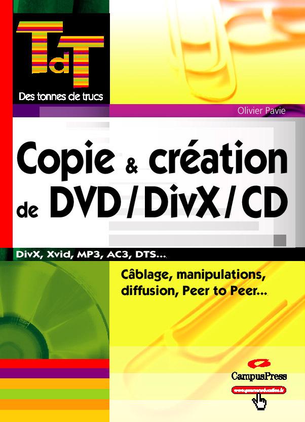 CREATION CD/DVD