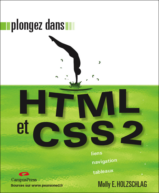 PLONGEZ DANS HTML ET CSS 2
