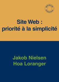 SITE WEB : PRIORITE A LA SIMPLICITE