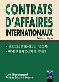 CONTRATS D'AFFAIRES INTERNATIONAUX