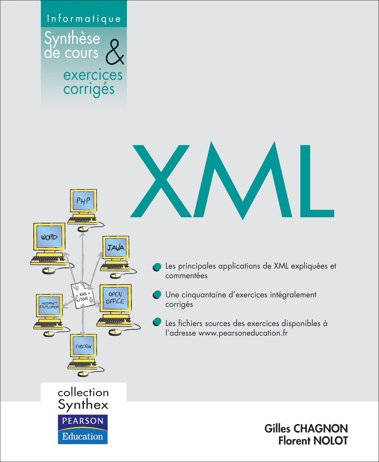 XML SYNTHEX SYNTHESE DE COURS & EXERCICES CORRIGES