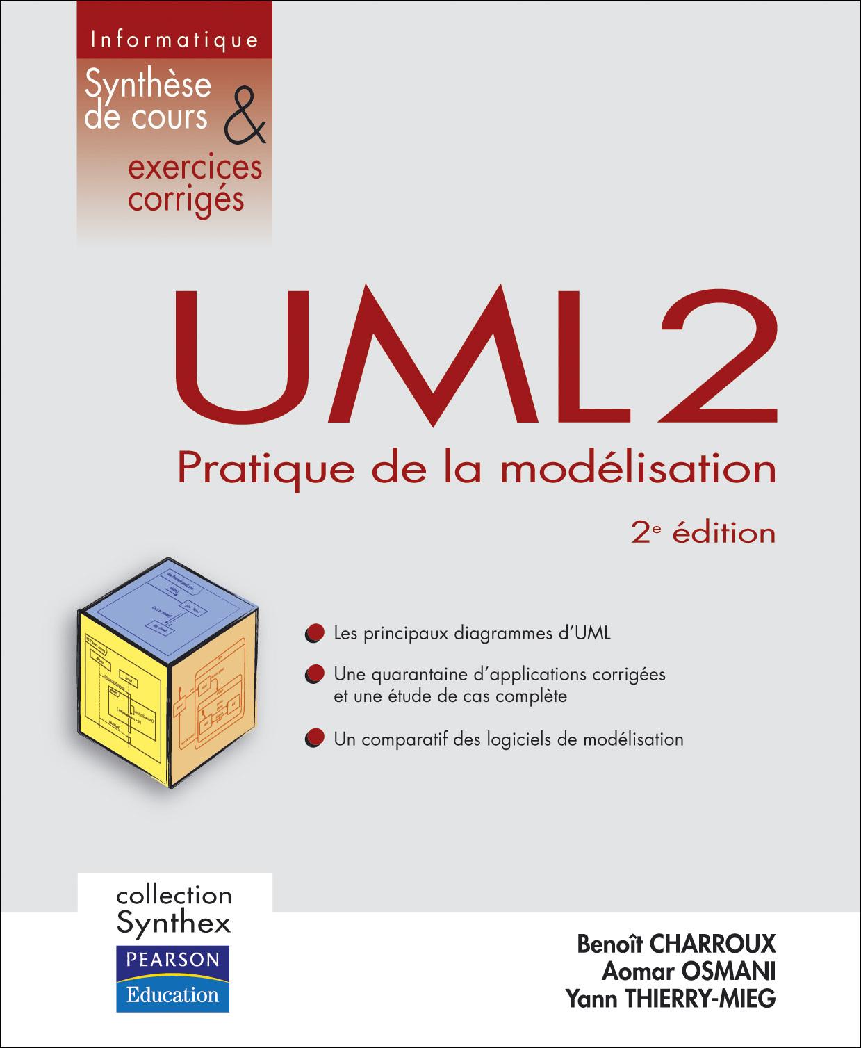 UML 2 SYNTHEX 2E ED.
