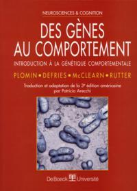 GENES AU COMPORTEMENT (DES)