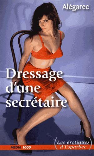 DRESSAGE D'UNE SECRETAIRE