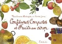 CONFITURES COMPOTES ET FRUITS AU SIROP