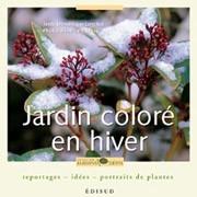 JARDIN COLORE EN HIVER