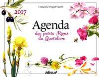 AGENDA DES PETITS RIENS DU QUOTIDIEN 2017