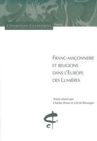 FRANC-MACONNERIE ET RELIGIONS DANS L'EUROPE