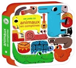 ANIMAUX EN COMPTINES + CD