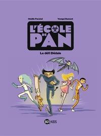 L'ECOLE DE PAN, TOME 02