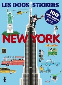 LES DOCS STICKERS - NEW YORK