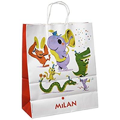 MILAN-LOT 25 SACS EN PAPIER