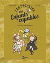 LES ENQUETES DES ENFANTS CAPABLES, TOME 03