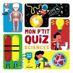 MON P'TIT QUIZ SCIENCES
