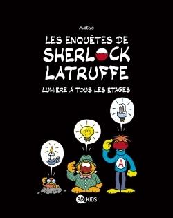 SHERLOCK LATRUFFE T2