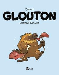 GLOUTON, LA TERREUR DES GLACES