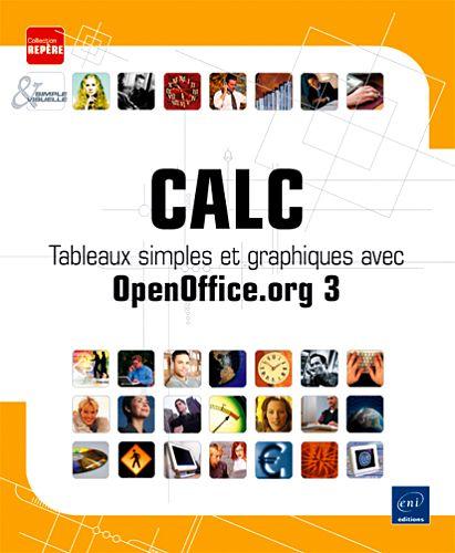 CALC - TABLEAUX SIMPLES ET GRAPHIQUES AVEC OPENOFFICE.ORG 3